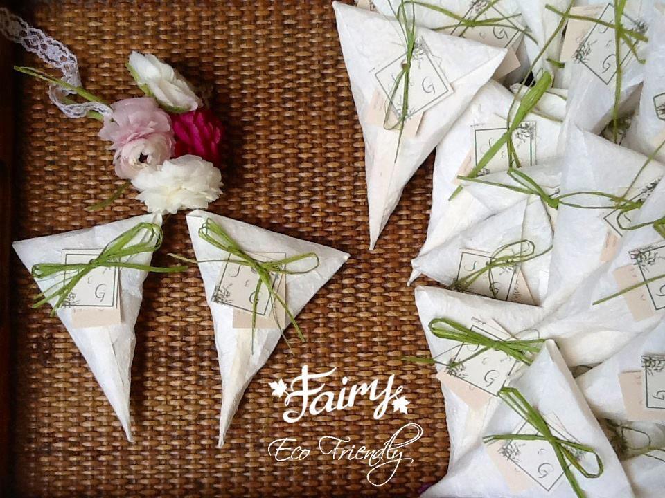 Matrimonio Tema Ecologico : Matrimonio ecologico collezione fairy eco friendly