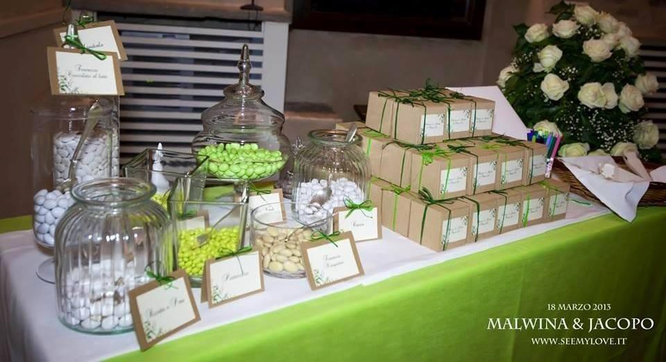 Conosciuto Matrimonio Ecologico: Malwina e Jacopo | Fairy Eco Ideazione e  RV34